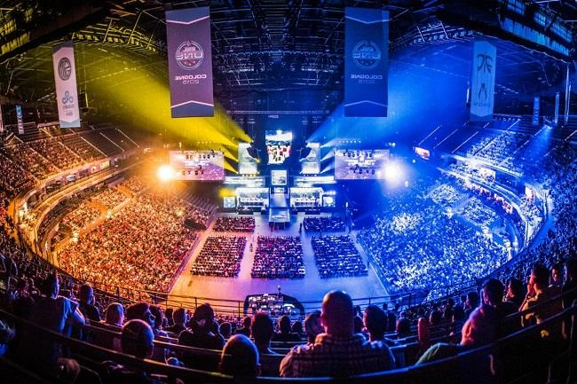 eSports are growing at an impressive pace