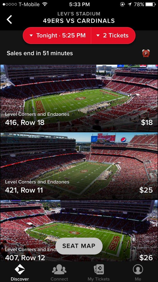 Gametime, a ticketing app like none other