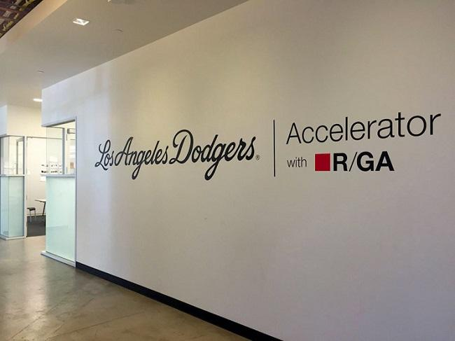 The Dodgers' startup accelerator