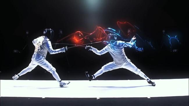 Visualized fencing