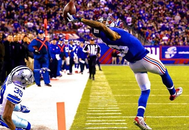 Odell Beckham Jr has signed a deal with Nike