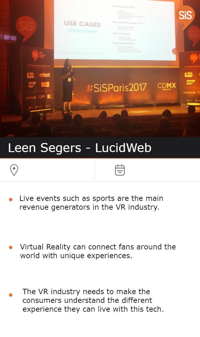 Leen Seger - LucidWeb