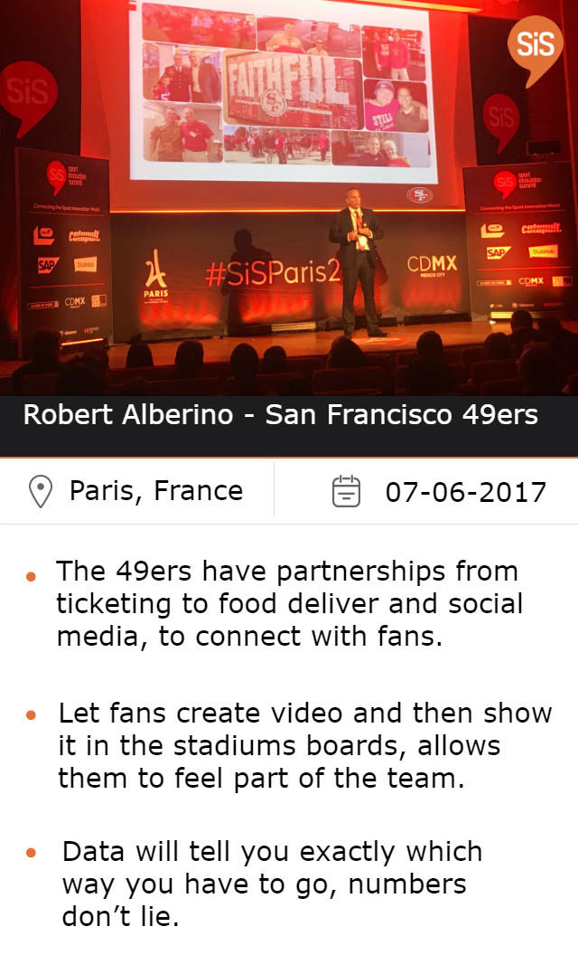 Robert Alberino - San Francisco 49ers