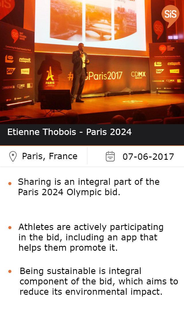Etienne Thobois - Paris 2024