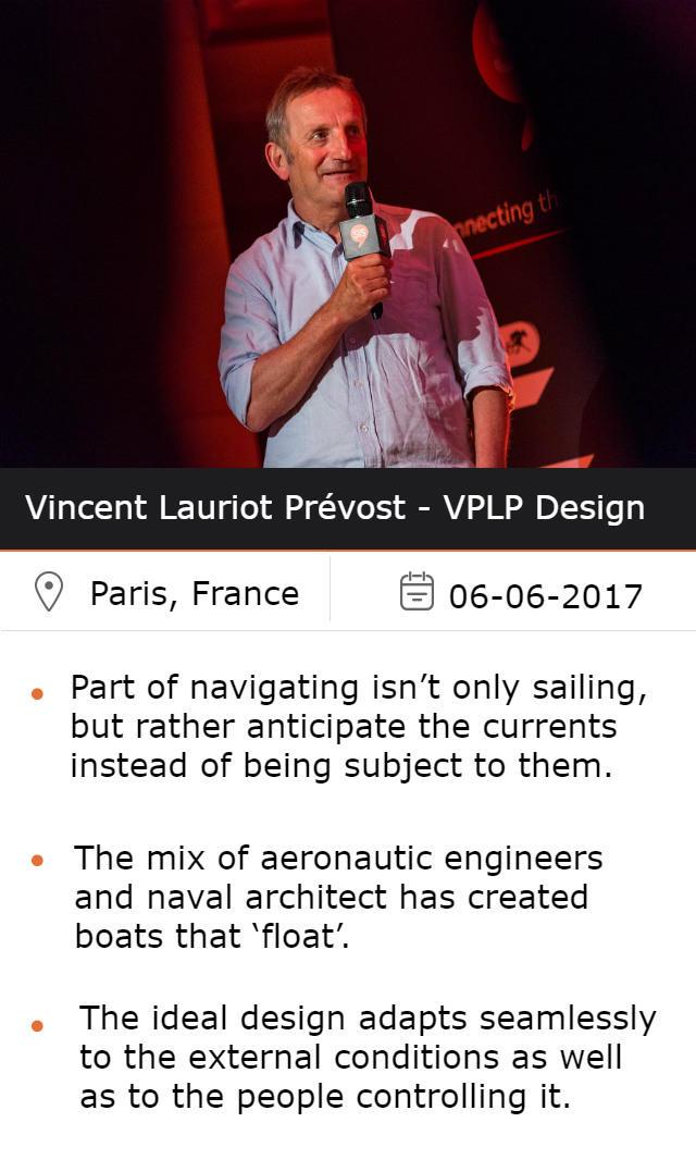 Vincent Lauriot Prévost - VPLP Co-Founder at #SiSParis2017
