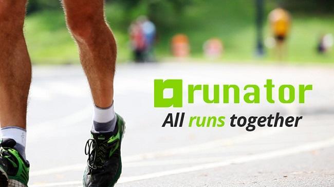 Social running platform Runator