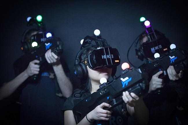 Virtual reality is alredy impacting eSports