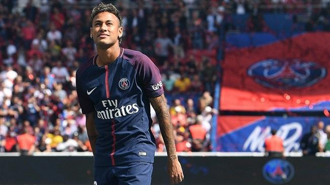 The Neymar transfer shook social media