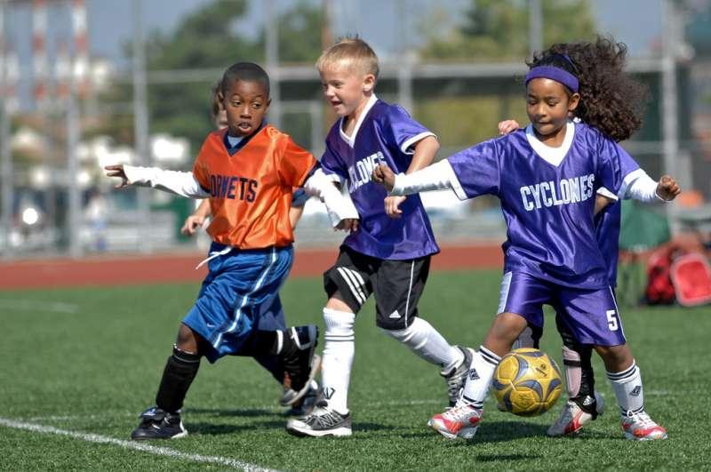 Youth sports are having a boom