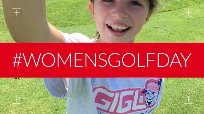 Women's Golf Day startup