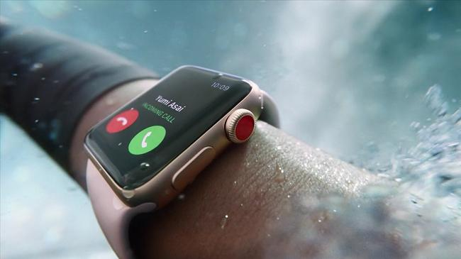 The Apple Watch 3