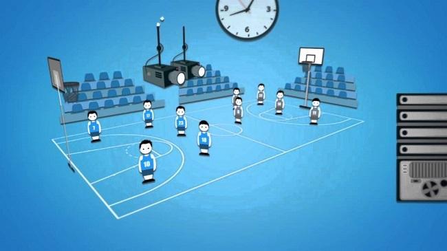Sports startup Keemotion