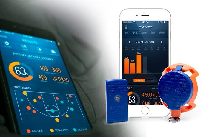 Wearables startup ShotTracker