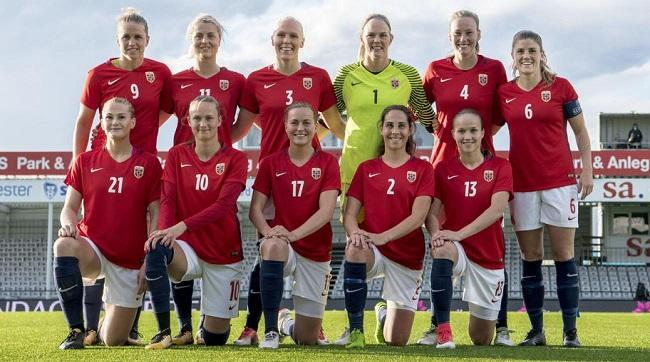 The Norway Female National Football Team