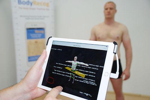 Croatian startup BodyRecog