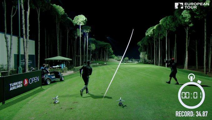 Fastest Hole of Golf
