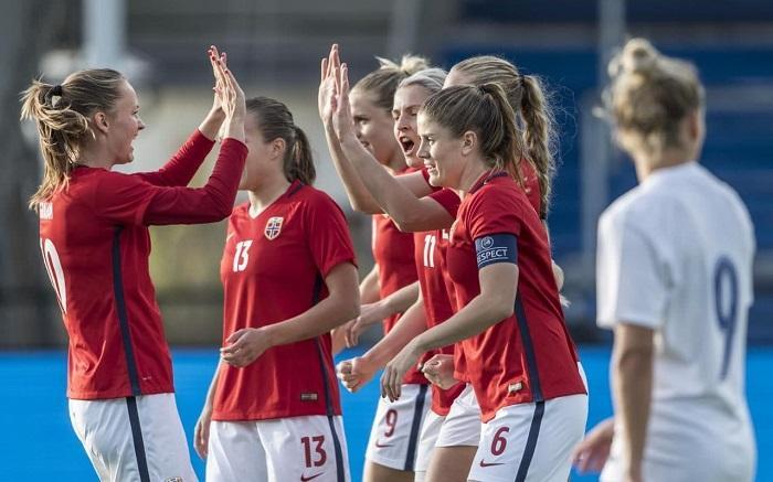 The Norwegian Women's National Team