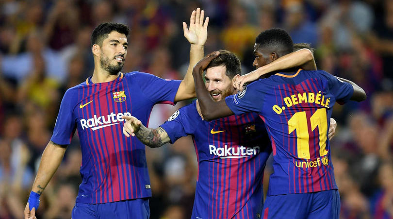 Barcelona is the best-paid team in the world