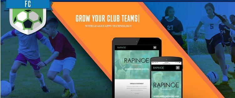 LeagueApps help coaches organiza tournament, leagues and more