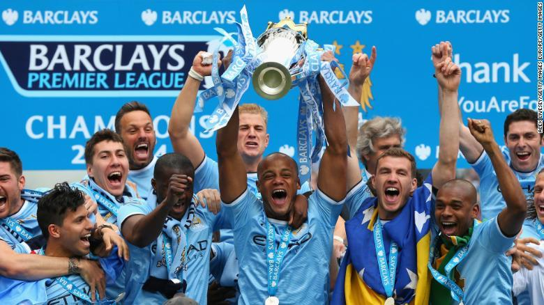 Manchester City is the world's most financially powerful club