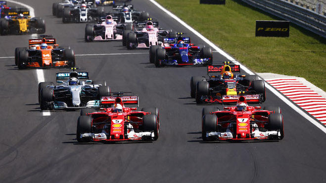 F1 need to attract more sponsors