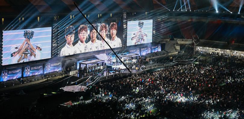 Google has found a new business in China: eSports