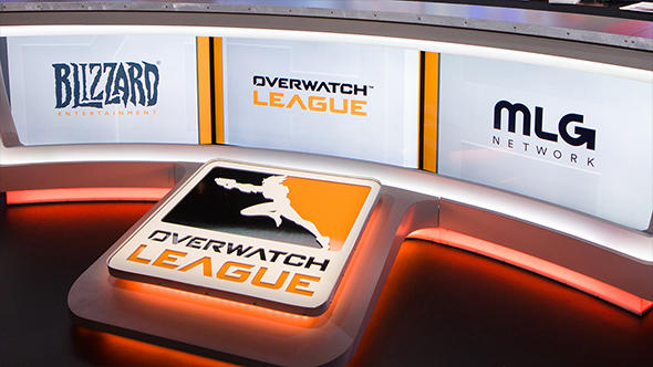 Twitch and Overwatch League have a deal