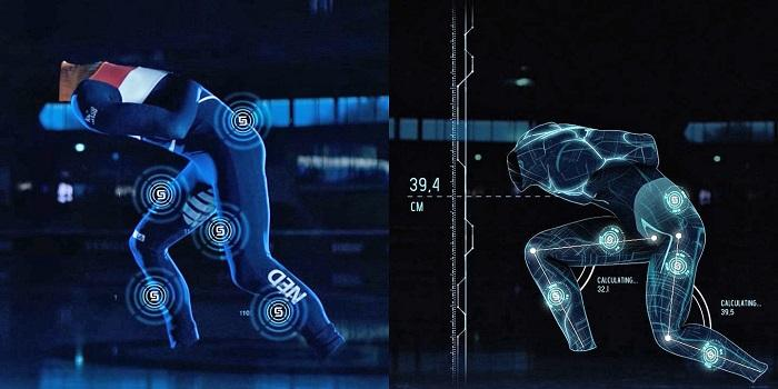 Samsung's SmartSuit will be used in 2018 Winter Olympics