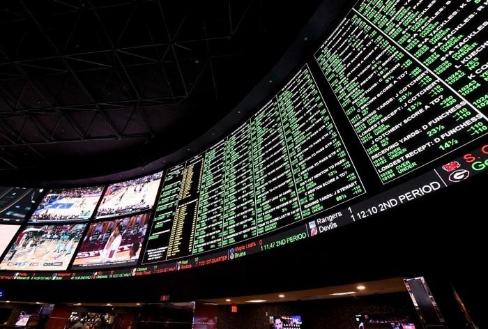 The NBA wants to enter into sports gambling