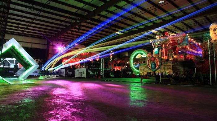 Drone racing could become the next NASCAR