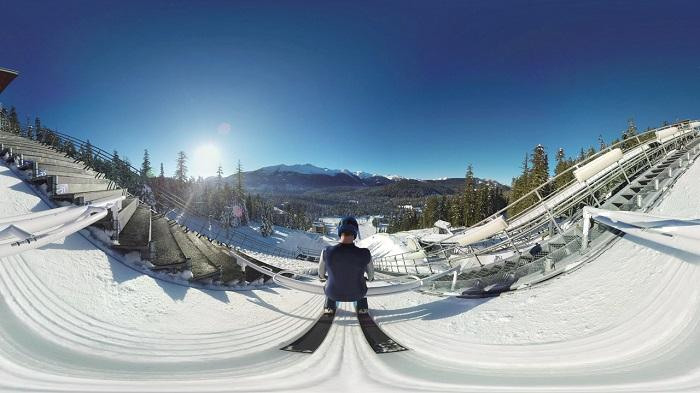 Virtual reality and UHD will be widely used at the 2018 Winter Olympics in Pyeongchang