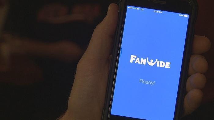 Sport startup FanWide