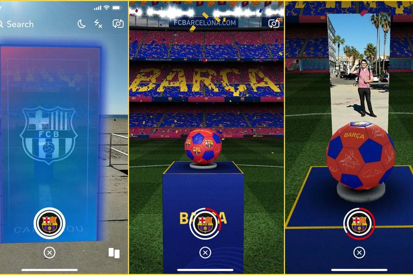 Google lets you view Barcelon's Camp Nou with virtual reality