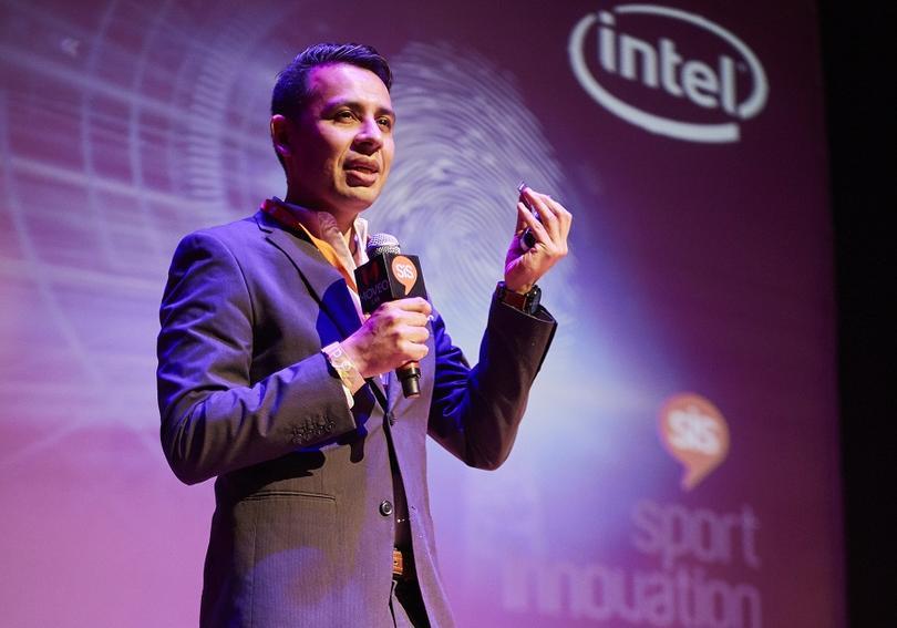 Gilberto Basilio Sánchez, Líder de Iot de Intel, en el #SiSMexico2018