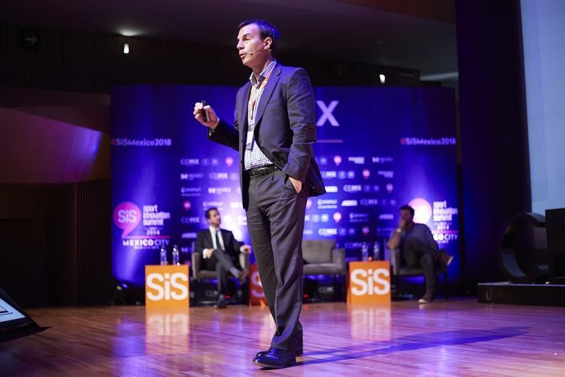 Gustavo Silikovich, Gerente General de River Plate, en el #SiSMexico2018