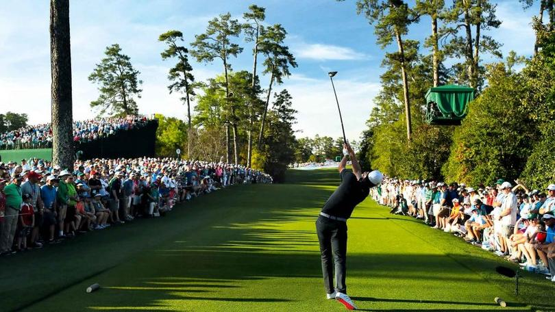 Technology at the Augusta Masters