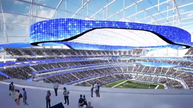 The future of stadium technology