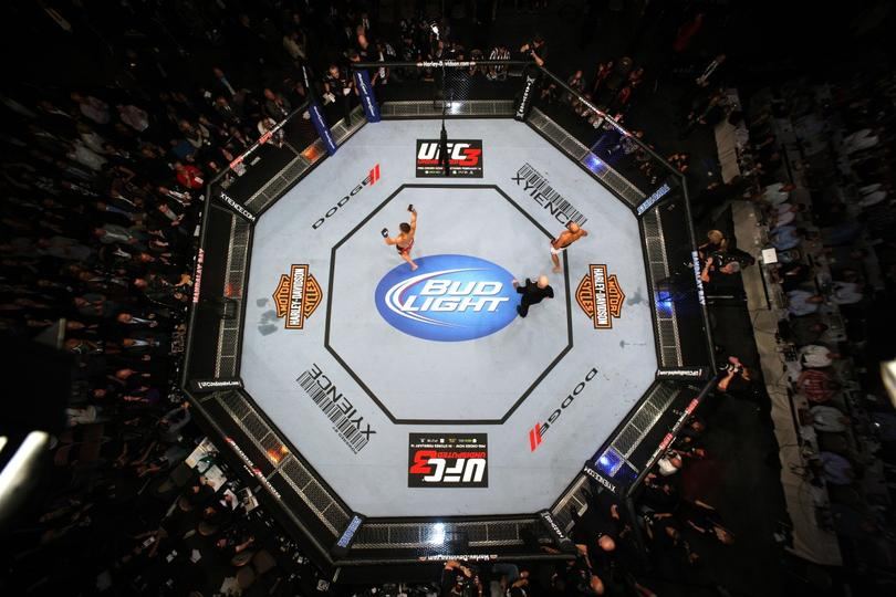 Fox Sports and ESPN submitted a joint bid to broadcast the UFC