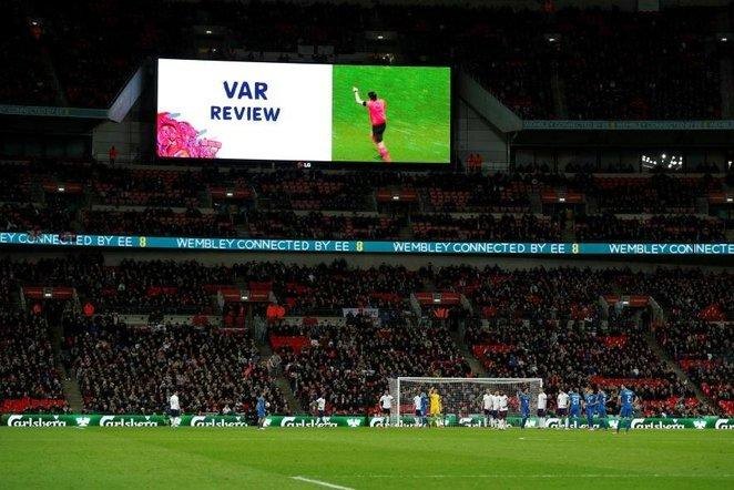 VAR technology will be one of the highlights of Russia 2018