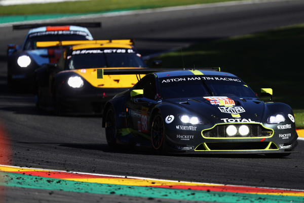 WEC 6 Hours of Spa-Francorchamps Race