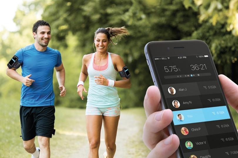 Running startup racefully