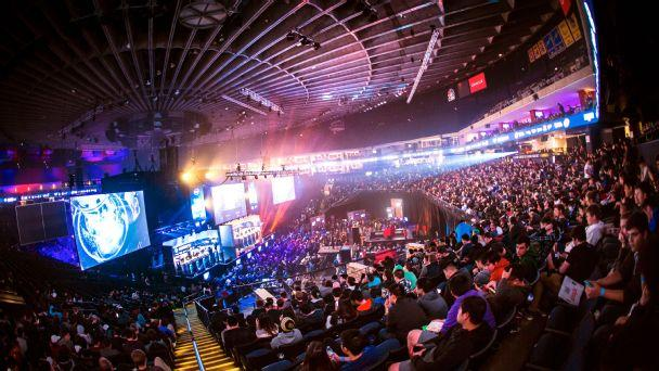The eSports betting market