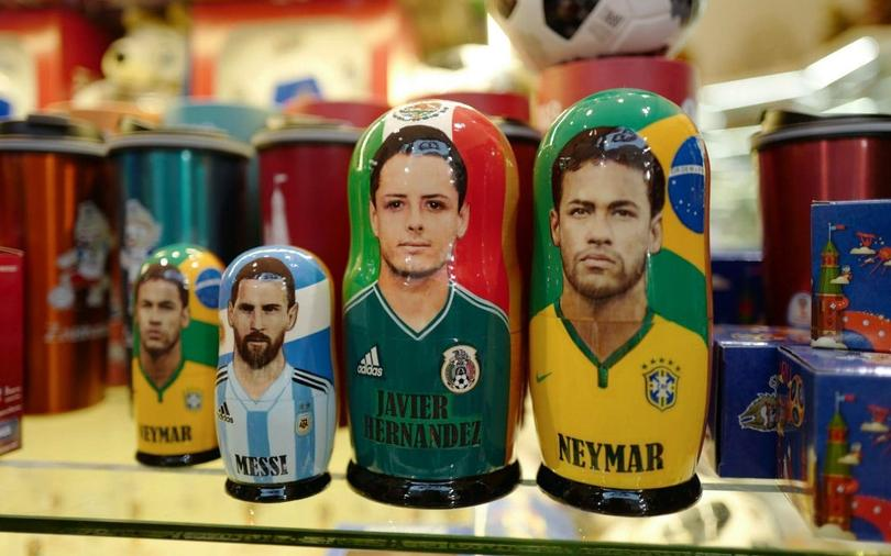 The World Cup fever reaches tech