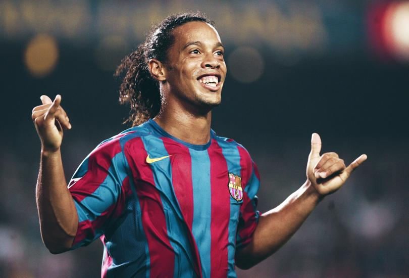 Brazilian superstar Ronaldinho gets into cryptocurrency