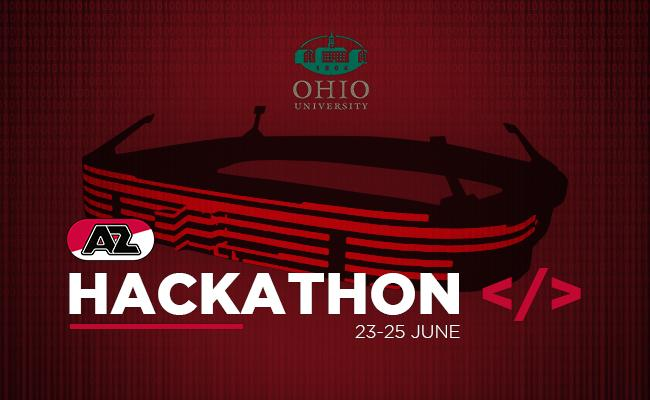 AZ became the first club in Holland to organize a hackathon