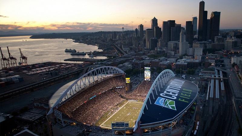 Seattle Seahwaks' Century Link Field