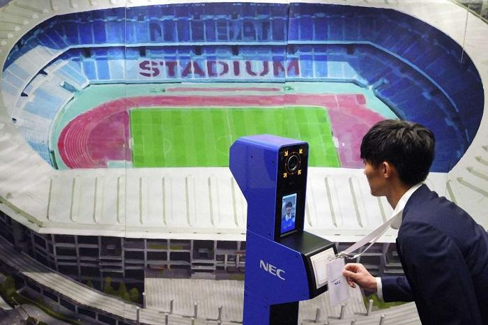 Tokyo 2020 will use facil regonition technology