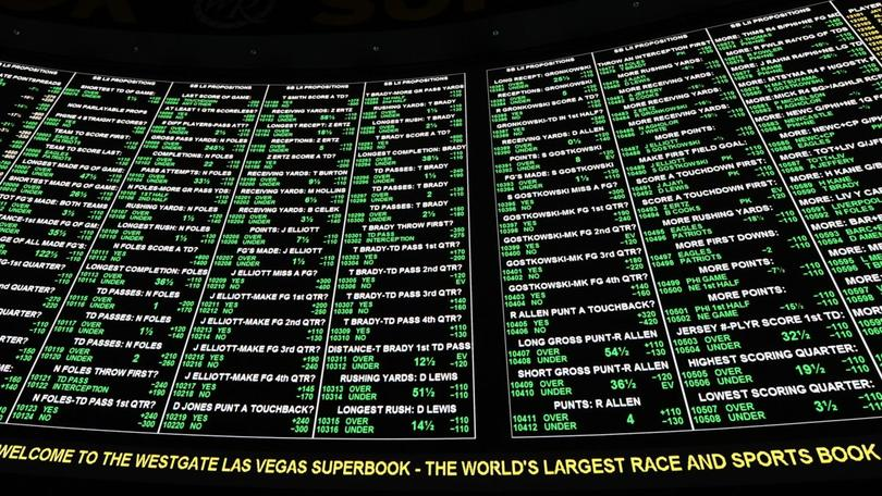 Report Says NFL Could Make $2.3 Billion Annually From Sports Betting
