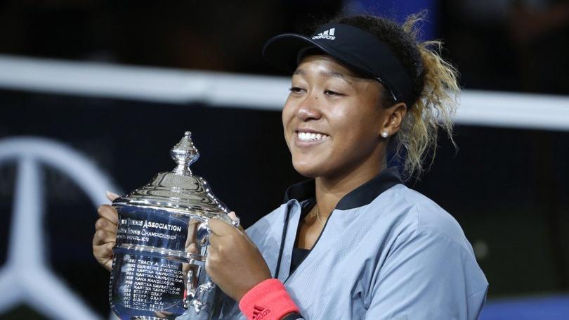 US Open winner Naomi Osaka